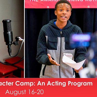 Character Camp An Acting Program