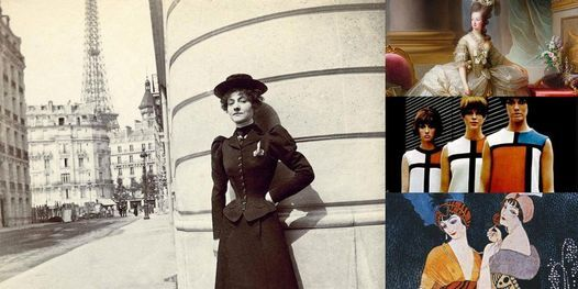 'Paris Fashion: The History of Haute Couture' Webinar, 28 April | Online Event | AllEvents.in