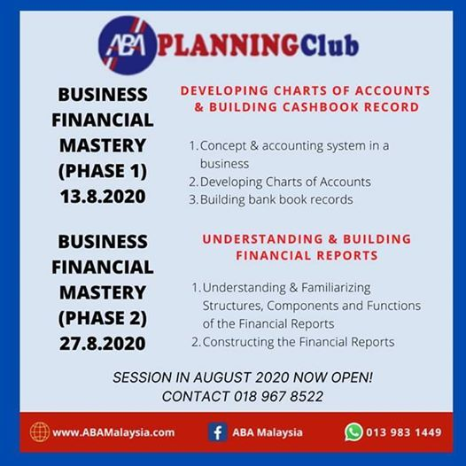 Business Financial Mastery Phase 1