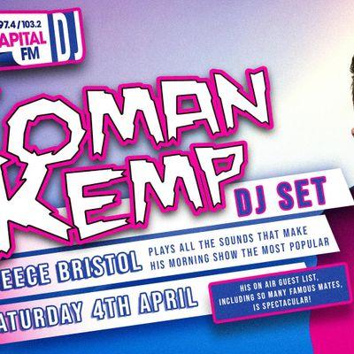 Roman Kemp DJ Set