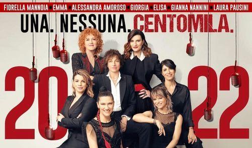 Una, Nessuna, Centomila, il concerto, 11 June   Event in Reggio Emilia   AllEvents.in