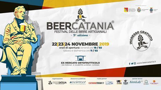 Beer Catania 22-23-24 novembre 2019