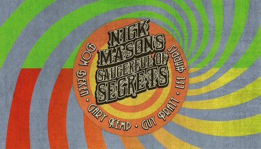 Nick Mason's Saucerful Of Secrets • MGE, 1 June | Event in Eindhoven | AllEvents.in
