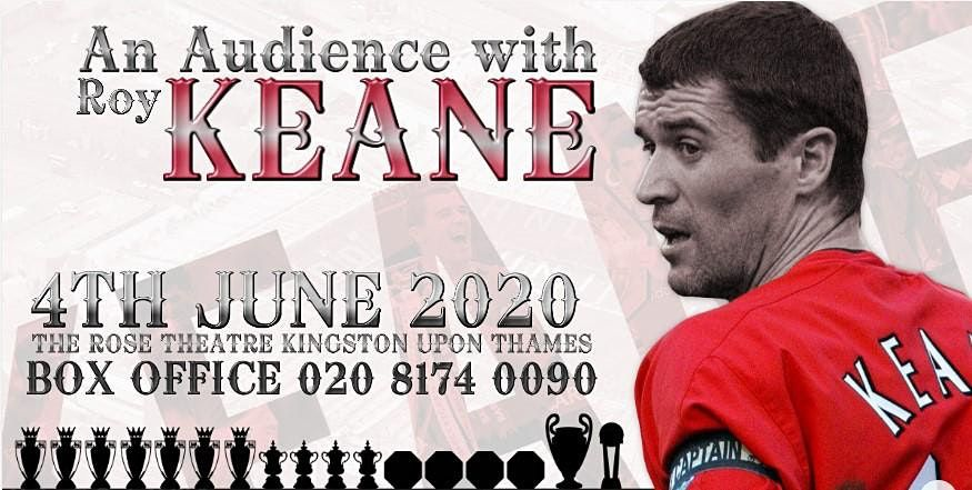 An audience with Roy Keane