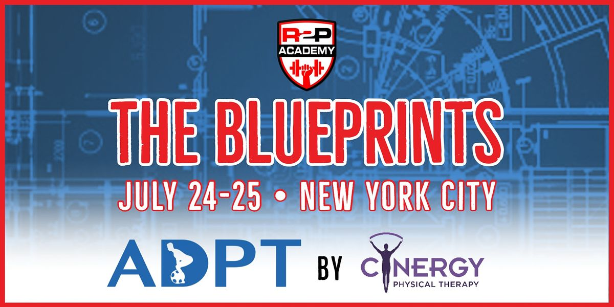 The Blueprints | New York City, 24 July | Event in New York | AllEvents.in