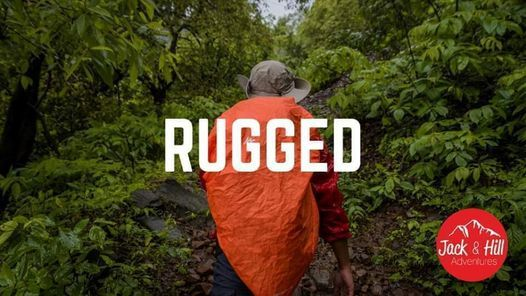 Rugged | An original immersive outdoor experience, 25 June | Event in Mumbai | AllEvents.in