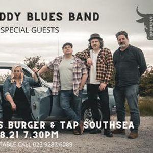 Sugar Daddy Blues Band Live at JAGS