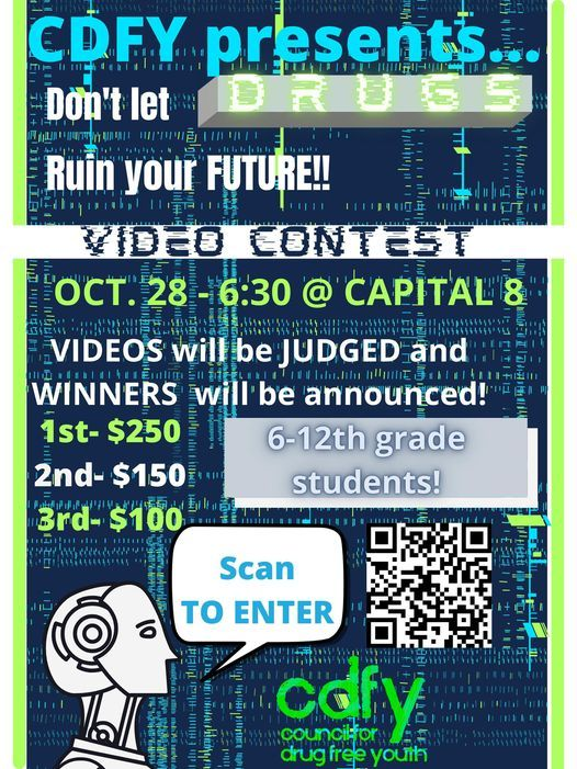 Annual Video Contest, 28 October | Event in Jefferson City | AllEvents.in
