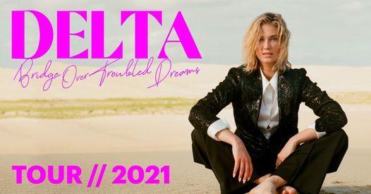 Delta Goodrem Tour // 2021 - Townsville, 6 October | Event in Townsville | AllEvents.in