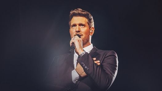 An Evening with Michael Buble in Derby - Rescheduled