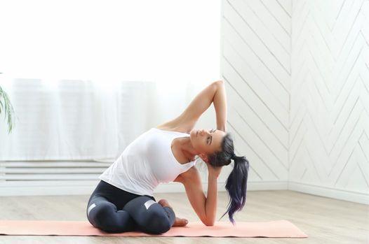 Hatha Yoga Dynamique les lundis en studio & Zoom | Event in Levallois-Perret | AllEvents.in