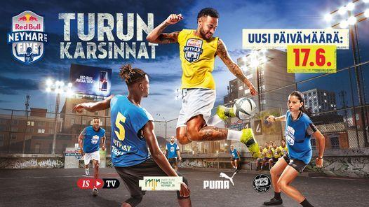 Red Bull Neymar Jr's Five - Turun karsinnat | Event in Turku | AllEvents.in