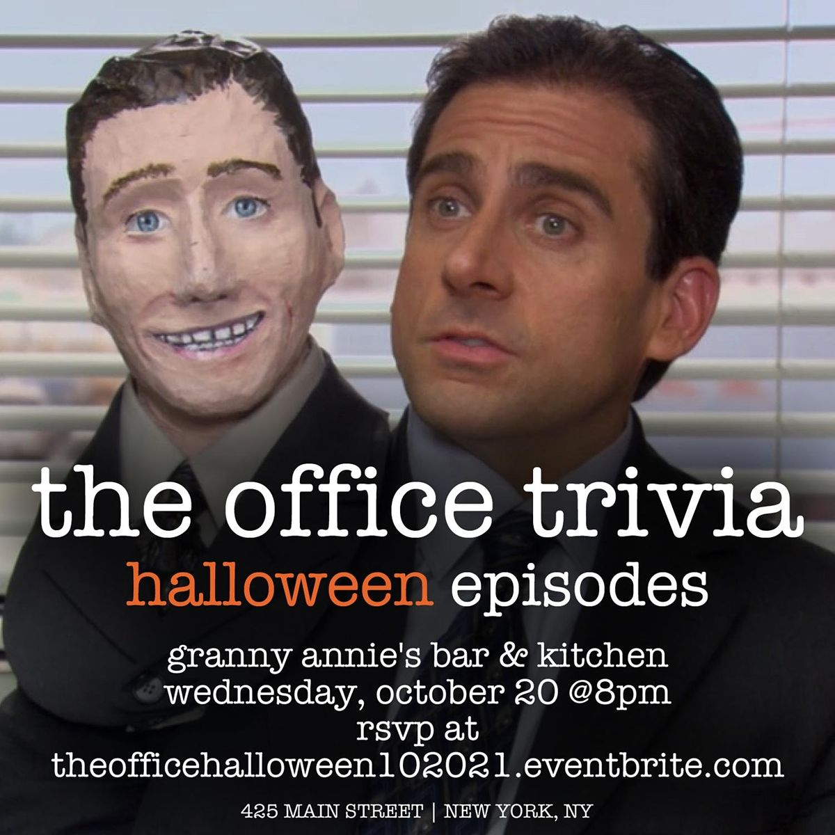 The Office Trivia: Halloween Episodes, 20 October   Event in New York   AllEvents.in