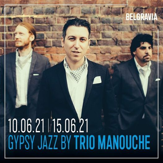 Gypsy Jazz: Trio Manouche, 10 June | Event in London | AllEvents.in