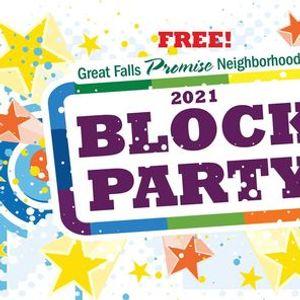NJCDCs Great Falls Promise Neighborhood Block Party
