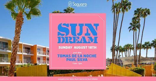 Sun Dream Pool Party 818