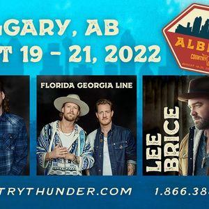 Country Thunder Alberta 2022