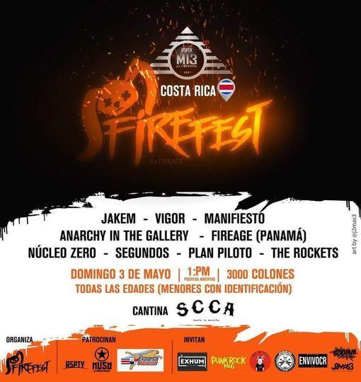 Fire Fest CR
