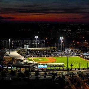 CG takes on the Charlotte Knights