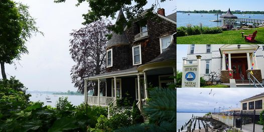 """'City Island, the """"Cape Cod"""" of New York' Webinar   Online Event   AllEvents.in"""