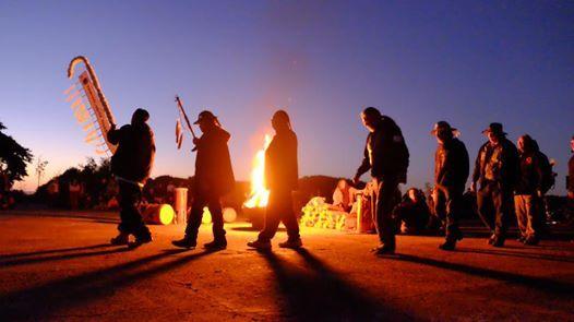 Indigenous Peoples Day Sunrise Gathering