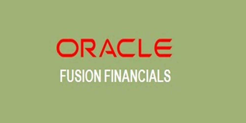 Learn Oracle Fusion Financials   Training By Real-Time Experts