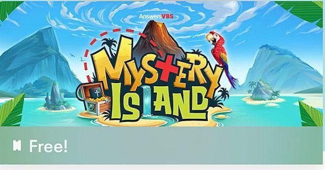 Vacation Bible School - Mystery Island 2021   Event in Hammonton   AllEvents.in
