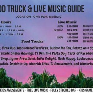 Food Truck Carnivale - Civic Park Modbury (SA)