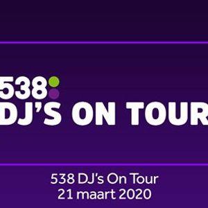 538 DJs On Tour