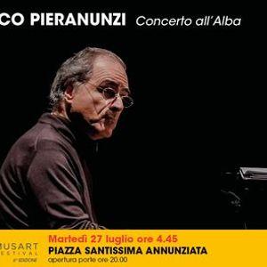 Concerto allalba con Enrico Pieranunzi  MusArt Festival 2021