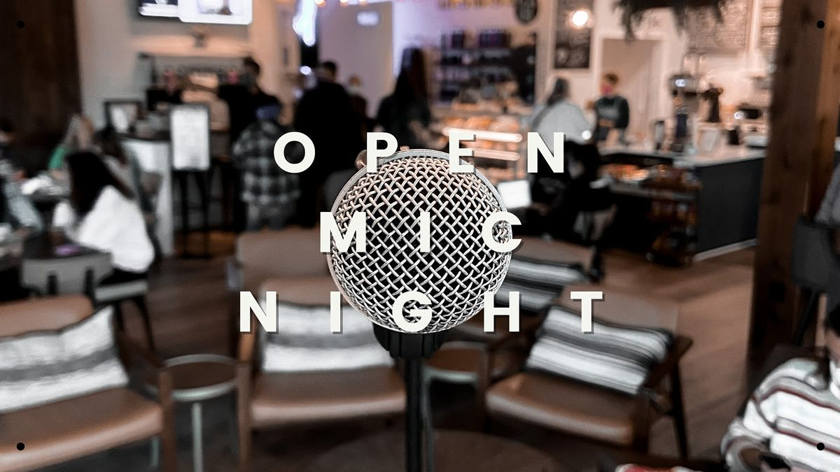 Open Mic Night - Performer Sign Up   Event in Arlington   AllEvents.in
