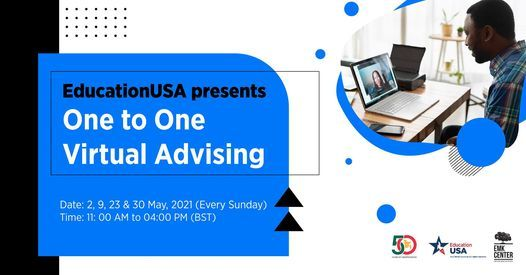 One to One Virtual Advising, 23 May | Event in Dhaka | AllEvents.in