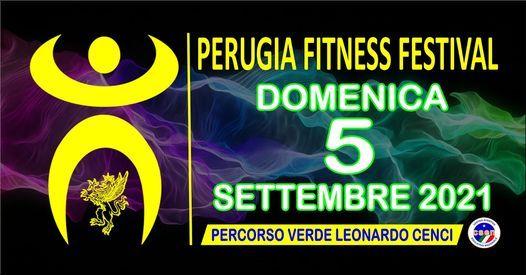 Perugia Fitness Festival 23.05.2021 - Percorso Verde L Cenci
