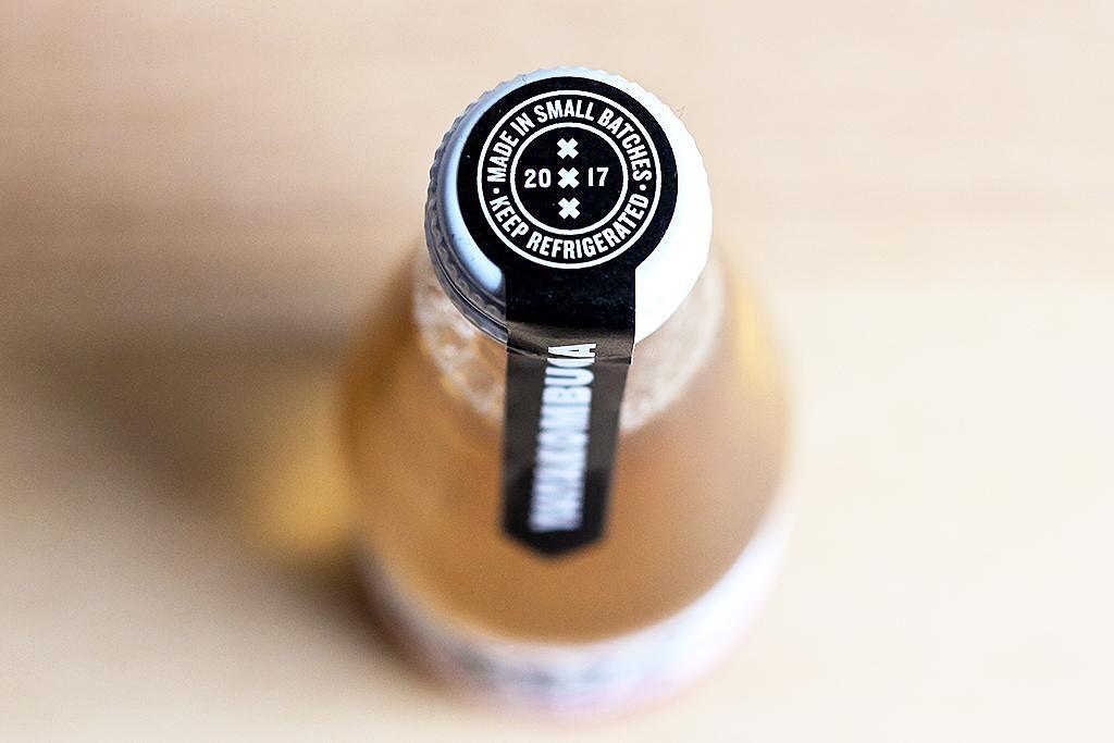 Geannuleerd  YAYA Kombucha Brewery Tour & Tasting