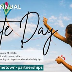 Kite Day presented by Grand Valley Power
