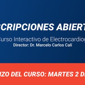 XXII Curso Interactivo de Electrocardiografa