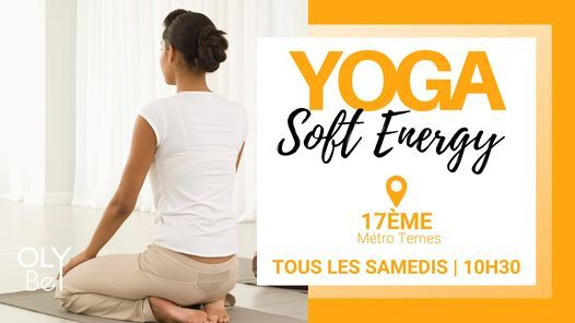 YOGA Soft Energy, 6 March | Event in Courbevoie | AllEvents.in