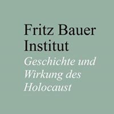 Fritz Bauer Institut