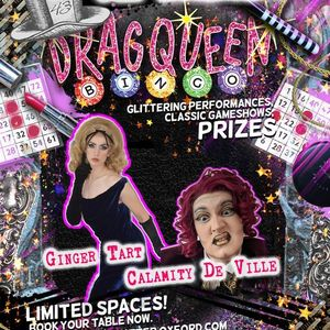 Drag Queen Bingo with The Mad Hatter