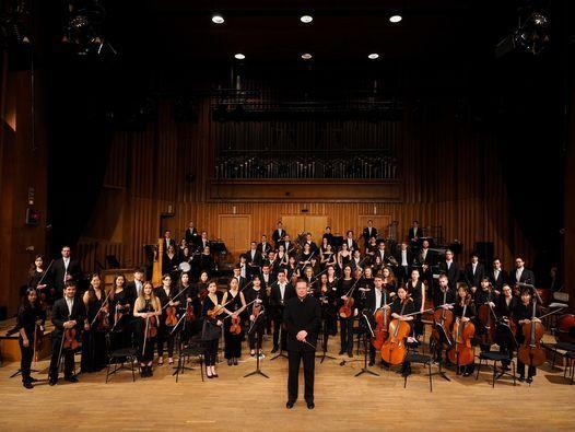 MUK.sinfonieorchester   M. Marek   Stoehr, 5 November   Event in Tema   AllEvents.in