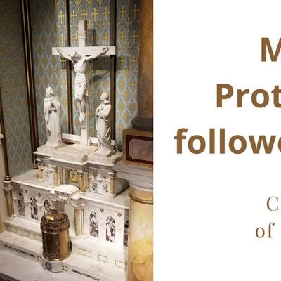 Mass for the Protection of Life followed by Adoration on January 21