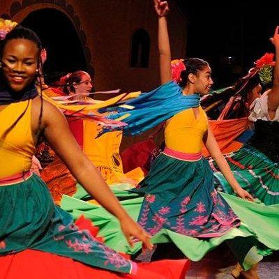 Pocahontas Premieres The Latin Ballet of Virginia