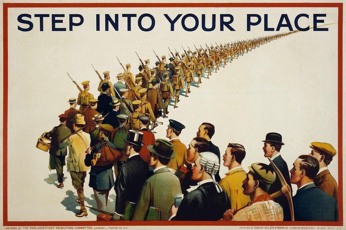 Sheffield Propaganda Past & Present - Secondary Schools