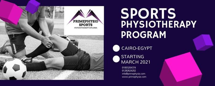 Sports Physiotherapy Program, 11 March | Event in Helwan | AllEvents.in