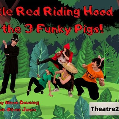 Little Red Riding Hood & The Three Funky Pigs