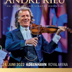 Andr Rieu  Royal Arena  OBS Ny dato