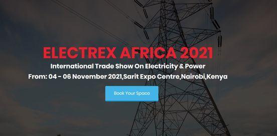 Electrex Africa 2021, 4 November | Event in Nairobi | AllEvents.in