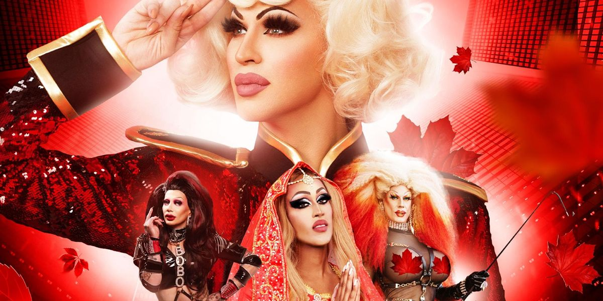 Drag Race Canada Tour in Melbourne, 29 April   Event in South Yarra   AllEvents.in