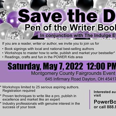 Pen of the Writer Book Fest in conjunction with The Indulge Evnt
