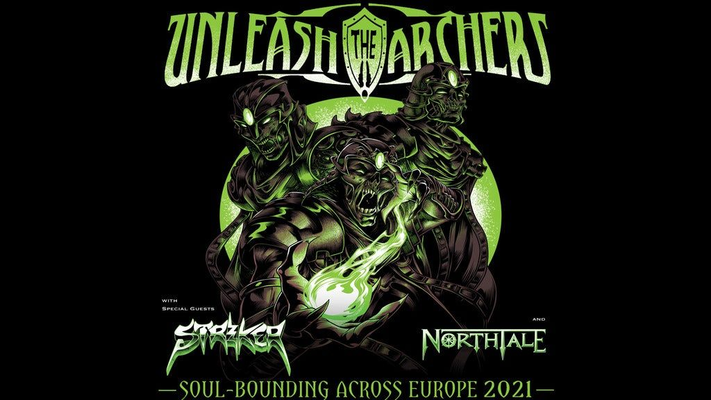 Unleash the Archers, 12 December | Event in Barcelona | AllEvents.in